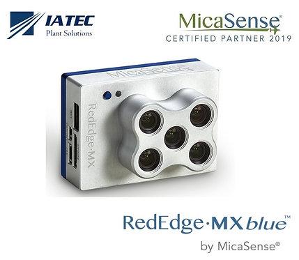Micasense Rededge-MX BLUE Multiespectral 5-bandas (2 AZUIS)