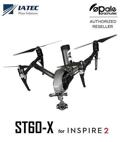 KIT PARAQUEDAS DRONE INSPIRE 2 ST60X OPALE SAFETECH