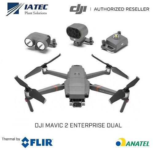 Mavic 2 Enterprise Dual SMART - Versão Brasileira - Anatel