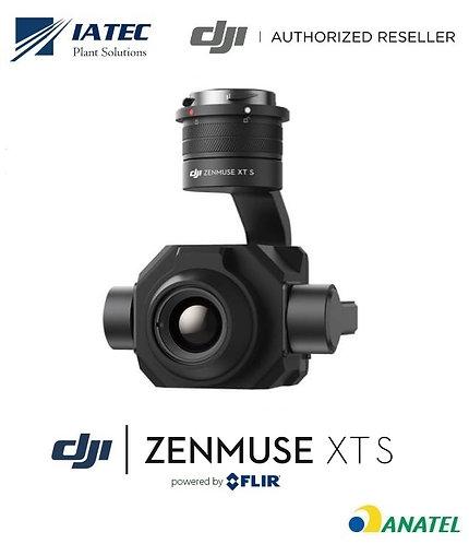 Câmera Zenmuse XT S - ZXTS19SR - 25Hz - 640x512 - 19mm