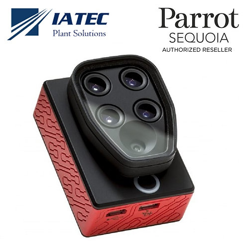 Camera Parrot Sequoia+ Multiespectral NDVI NDRE Rededge