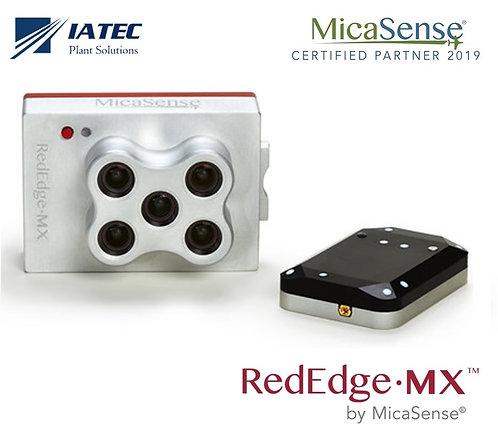 Micasense Rededge-MX Multiespectral 5-bandas (versão Nova)