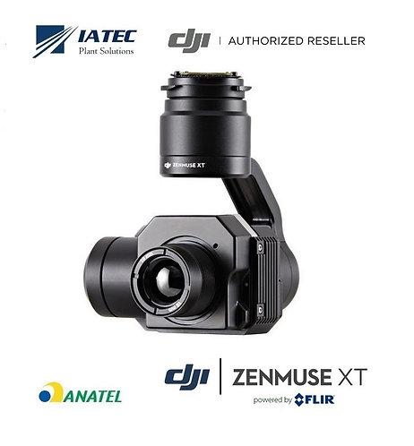 Câmera Zenmuse XT - ZXTA19SR - 9Hz - 640x512 - 19mm