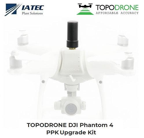 TOPODRONE PPK Upgrade Kit for DJI Phantom 4
