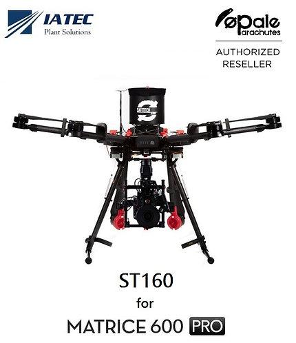 KIT PARAQUEDAS DRONE MATRICE 600 ST160 OPALE SAFETECH
