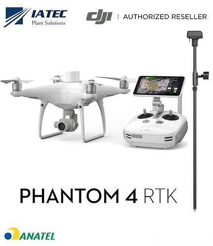 DJI Phantom 4 RTK + D-RTK 2 Mobile Station Combo