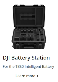 IATEC PLANT SOLUTIONS - DJI BATTERY STAT
