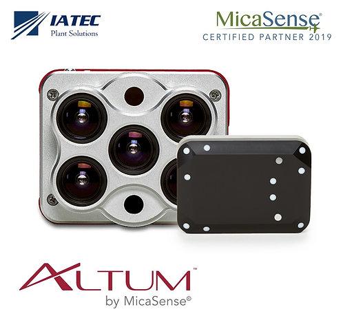 Micasense Altum Multiespectral 6-bandas C/ LWIR (IR Térmico)
