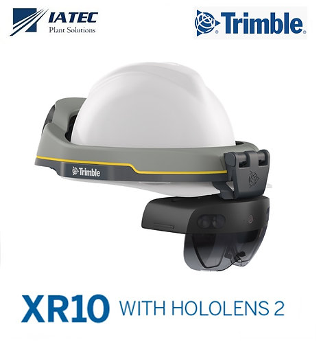 Trimble XR10 - HOLOLENS 2