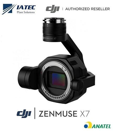 Câmera Zenmuse X7 (sem lentes)