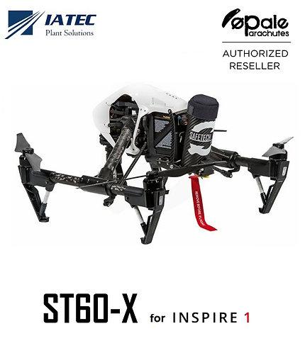 KIT PARAQUEDAS DRONE INSPIRE 1 ST60X OPALE SAFETECH