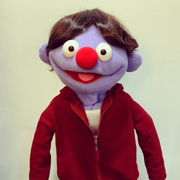 Pubbet 23: Reuben Puppet with T-Shirt and Hoodie!