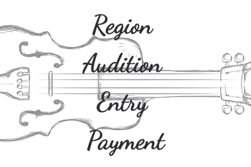 Region Audition Payment