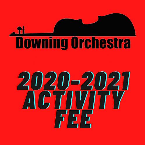 2020-2021 Activity Fee