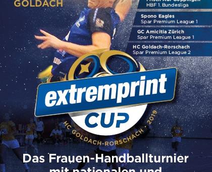 extremprint Cup, HC Goldach-Rorschach
