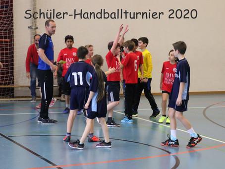 GoRo Schüler-Handballturnier 2020