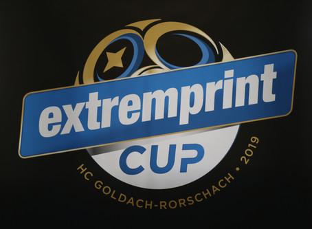 """extremprint Cup"", tolles Turnier mit verdientem Sieger"