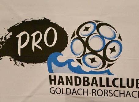 Sponsoren- und Gönneranlass des HC Goldach-Rorschach, 23.02.2019