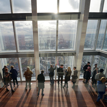 The Shard Viewing Gallery (London)