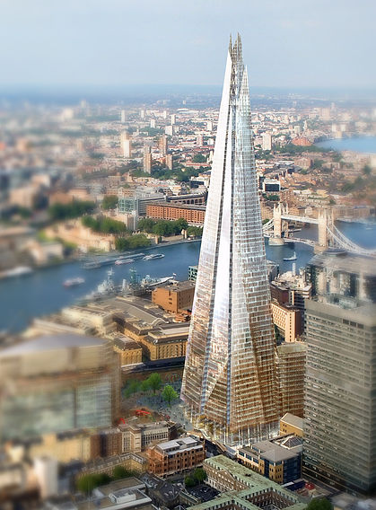 The Shard London Bridge