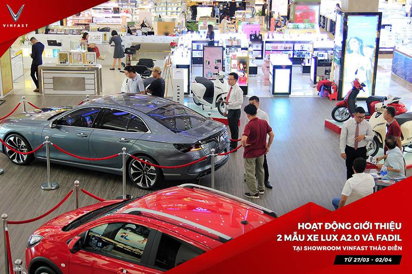 VinFast Thảo Điền - Showroom Tọa Lạc Tại Quận 2 Tp.HCM