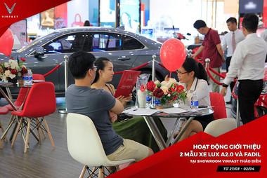 VinFast Thảo Điền - Showroom Chính Thức Của VinFast Tại Tp. Hồ Chí Minh