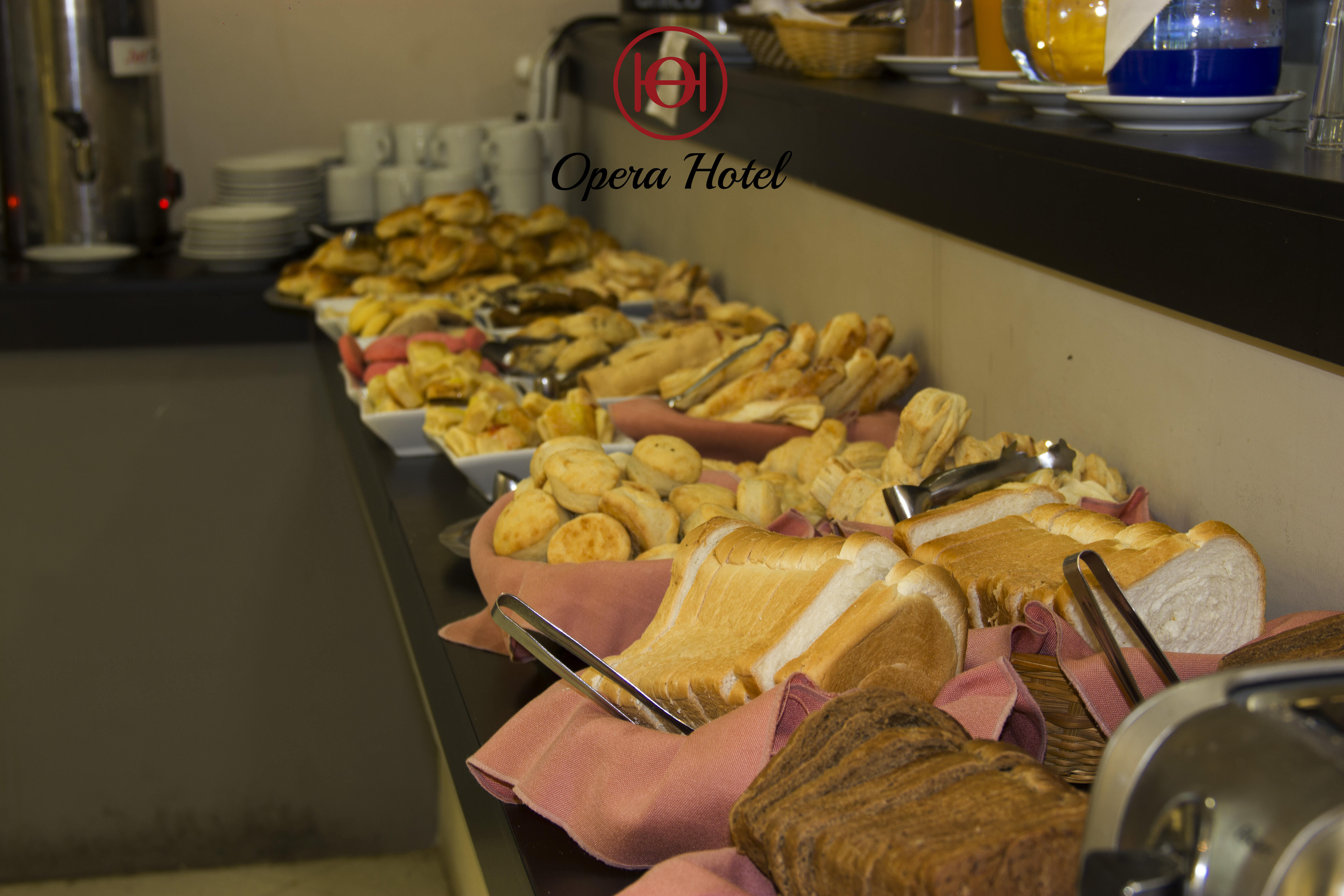 Desayuno Buffet Incluído