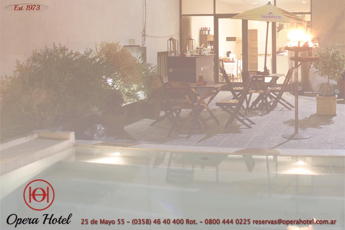 hotel rio cuarto asado