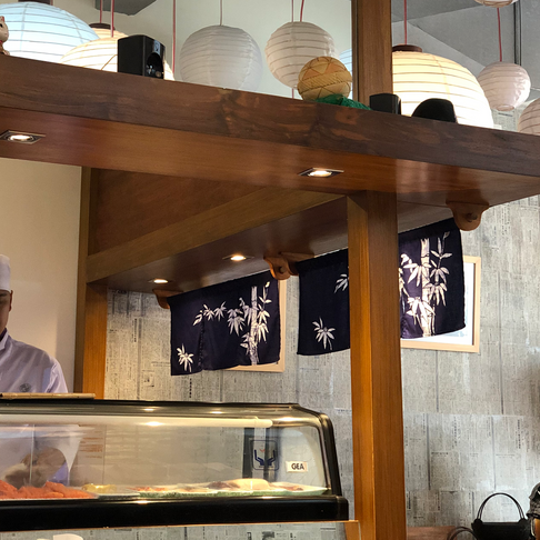 Review of an Avid Foodie: Umaku Sushi