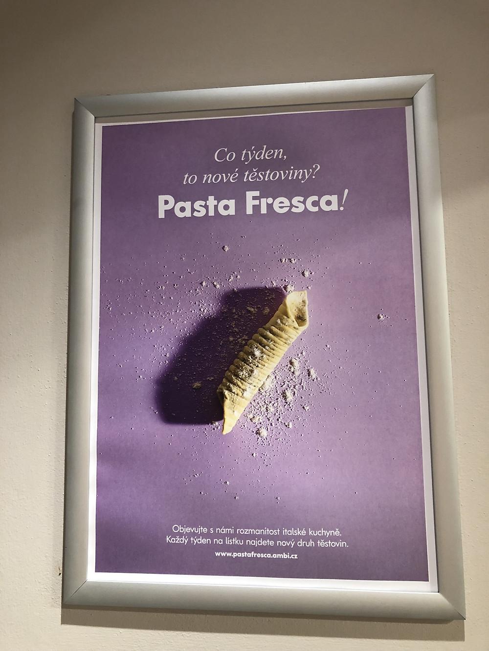 Pasta Fresca, Prague