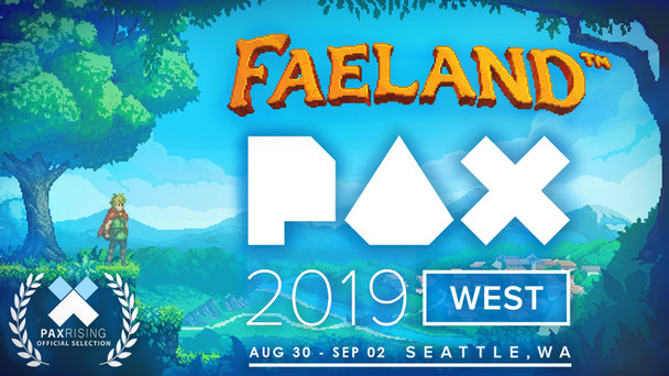 Heading to PAX West!