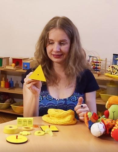 Изучаем желтый цвет