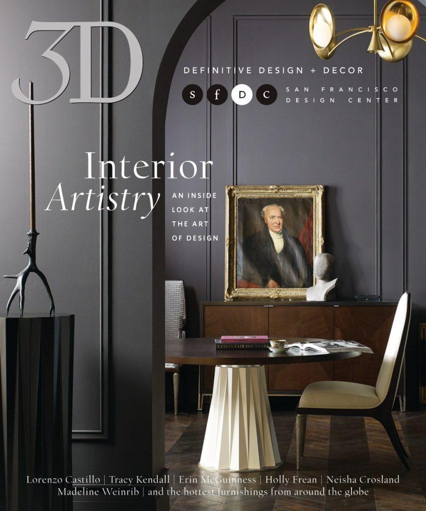 3D Definitive Design Magazine