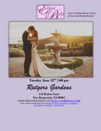 Upcoming Bridal Show at Rutgers!