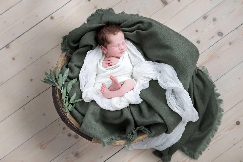 Neugeborenenfotografie Hanau