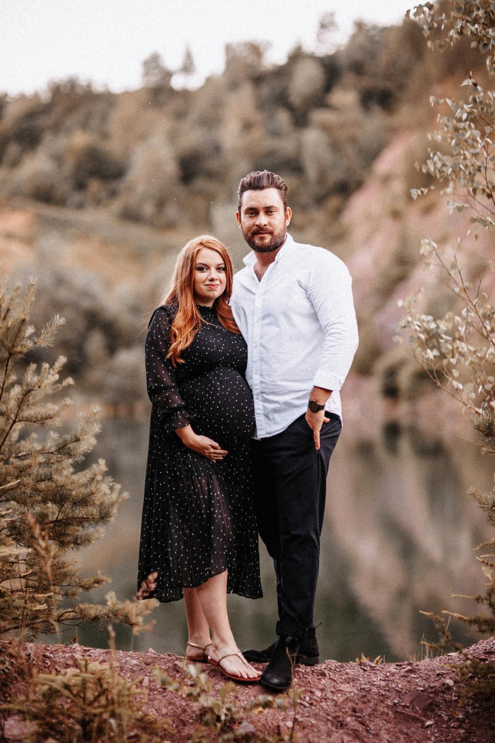 Babybauchshooting Hochzeitsfotograf Fran