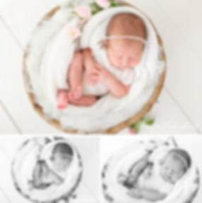Neugeborenen Fotografie Frankfurt