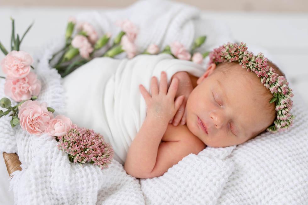 Newbornshooting Hanau