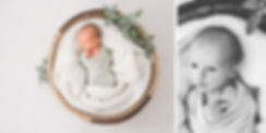 Neugeborenen Fotografie Kahl