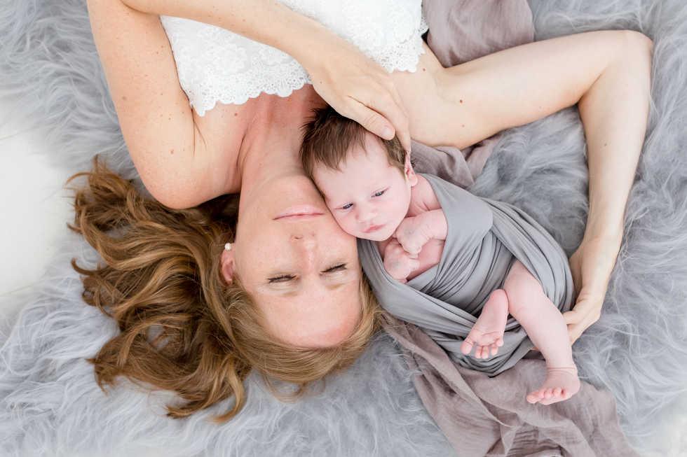 Neugeborenenfotografie Aschaffenburg