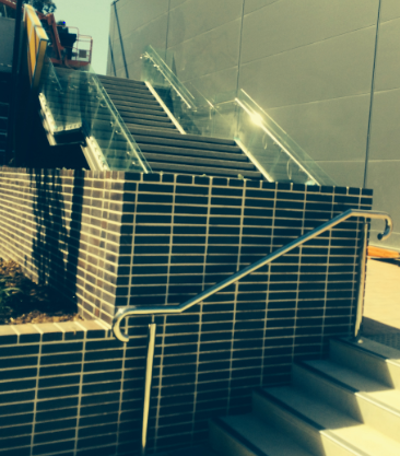ext stair HR & glass