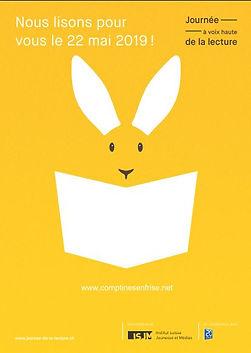 Journée suisse de la lecture à voix haute