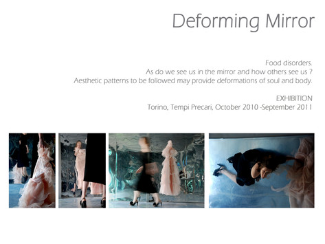DEFORMING MIRRORS