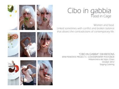 CIBO in GABBIA