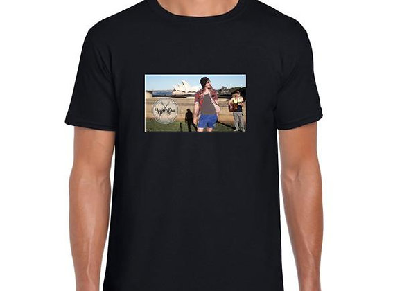 Hype Duo - T-Shirt - Aussie Girl