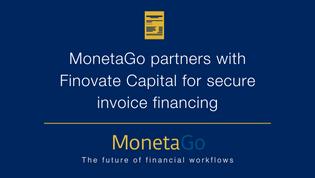 Finovate Capital Onboards MonetaGo's Fraud Prevention Network