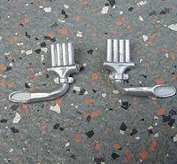 Wen Mac 57 Chevy Dragster Header Set