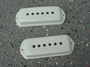 Guild T-100D pickup covers