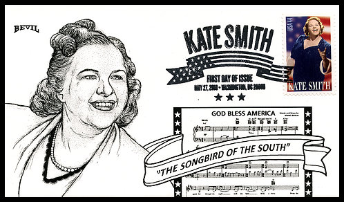 KATE SMITH UNPAINTED