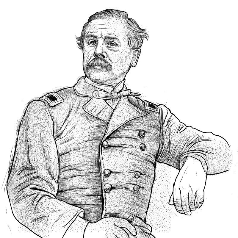 GENERAL THOMAS FRANCIS MEAGHER